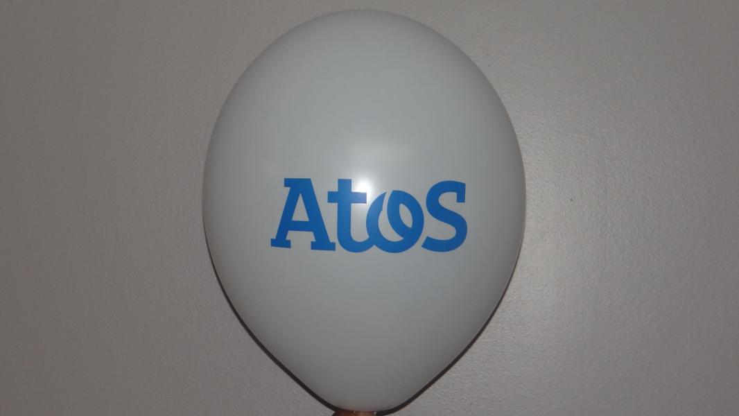 Ballons imprimés